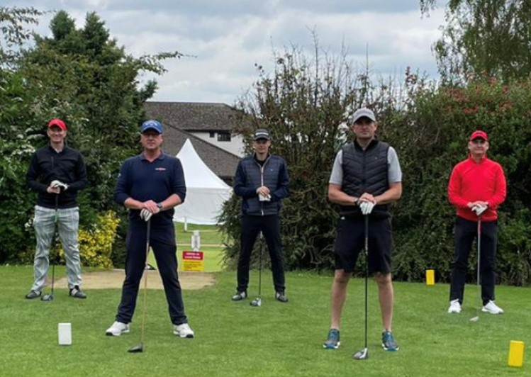 OSV: Regional Command SP Branch Golf Society – Exercise Command Swing June 2021